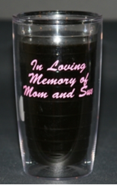 Personalized Tervis Tumblers and Mugs with Script Font