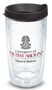USC School of Medicine Custom 16 oz. Wrap Tervis Tumblers