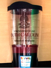 FACULTY AND STAFF AND STUDENTS ONLY - USC School of Medicine Custom 24 oz. Wrap Tervis Tumblers