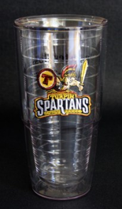 TURPIN SPARTAN 24 OZ. TERVIS TUMBLERS - Set of Two