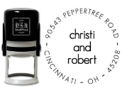 PSA Personalized Christi Stamp