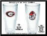 University of GA Tervis Tumblers, Mugs, Wraps  & Water Bottles