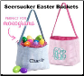 Personalized Easter Buckets in 2 Color Choices
