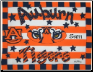 Auburn University Toddler Pillow and Pillowcase