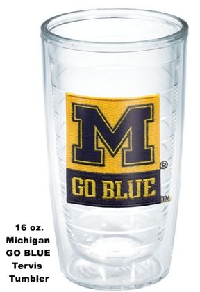 07b2f283757 University of Michigan Tervis Tumblers and Mugs and Water Bottles and Wrap  Tumblers