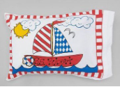 Sail Boat Pillowcases