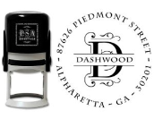 PSA Personalized Dashwood Stamp