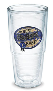 Hallmark Best Grandpa Ever Tervis Tumblers & Mugs & Water Bottles
