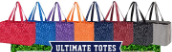 Personalized Ultimate Scatter Dot Totes