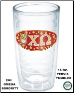 Chi Omega Sorority Tervis Tumblers and Mugs and Water Bottles