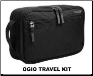 OGIO SHADOW BLACK TRAVEL KITS