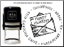 PSA Personalized Happy Holidays Letter Stamps