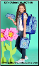 Personalized Day Dream Backpacks and Lunch Boxes and Pencil Cases