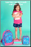 Personalized Sparktacular Backpacks and Lunch Boxes