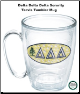 Delta Delta Delta Sorority Tervis Tumblers and Mugs and Water Bottles