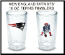 NE Patriots Tervis Tumblers Mugs and Water Bottles