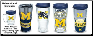 University of Michigan Tervis Tumblers and Mugs and Water Bottles and Wrap Tumblers