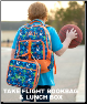 Personalized Take Flight Backpacks and Lunch Boxes