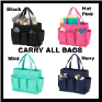 Personalized Carry All Bags with 7 Pockets