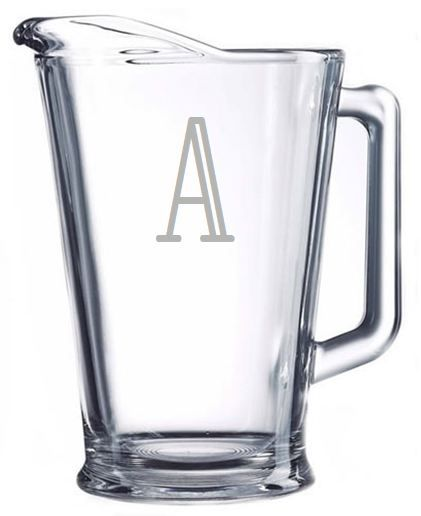 Personalized Acrylic Glassware